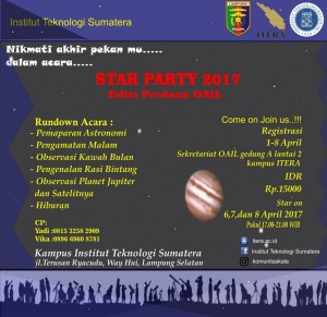 Star Party 2017