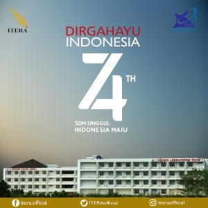Dirgahayu ke-74 Republik Indonesia