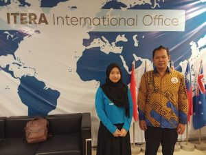Mahasiswa Teknik Kimia Wakili ITERA di Program ASEAN China Youth Winter Camp