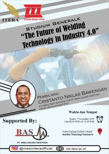 Studium Generale The Future of Welding Technology in Industry 4.0