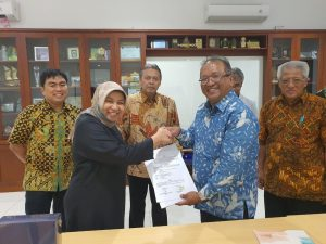 ITERA Jalin Kerja Sama dengan PT Paragon Technology and Innovation